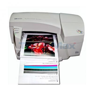 HP Color Printer 2000cse